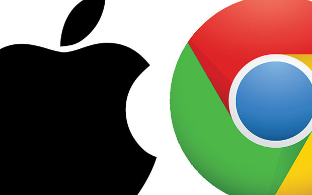 Are you more Apple or Google in your presentation style?